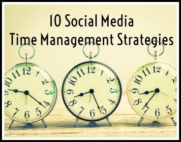 10 Social Media Time Management