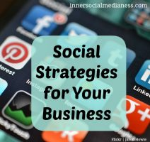 Social Strategies for Your Business