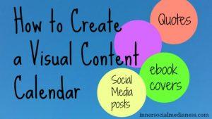 How to Create a Visual Content Calendar