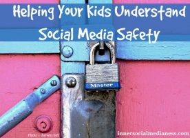 Helping Your Kids Understand Social Media Safety