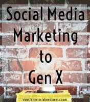 Gen X and Social Media: Stuck in the Middle