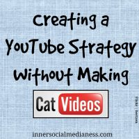 Creating a YouTube Strategy Without Making Cat Videos