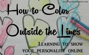 How to Color Outside the Lines