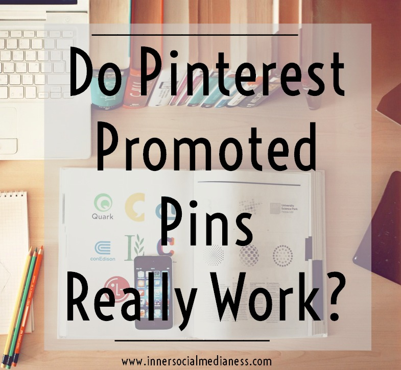 Do Pinterest Promoted Pins really work? Get the details about how to set up your Promoted Pins, how to make sure your image gets approved and how to figure out what keywords to use to help more people repin your image.