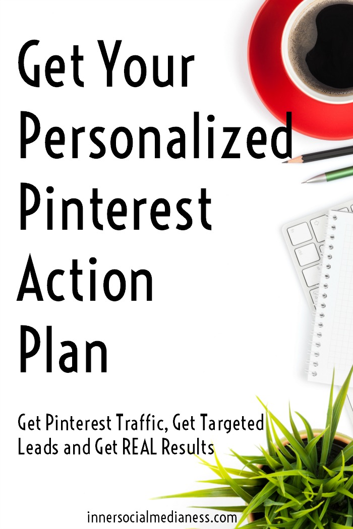 Are you struggling to reach more people in Pinterest? You're pinning your blog posts and no one is reacting. You're starting to wonder – does anyone see my pins when they log into Pinterest? Click to read more about how you can sign up for a Pinterest Audit steps and get your personalized Pinterest Action Plan to get actionable items you can do immediately to start to see real results.