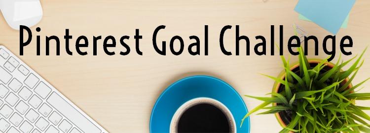 Pinterest Goal Challenge