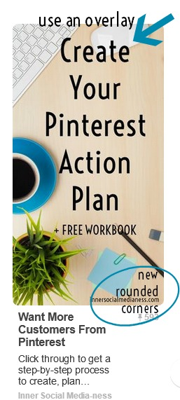 create your Pinterest image