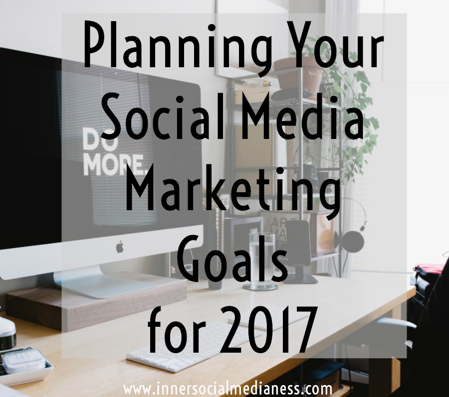 How to plan your social media marketing - Get the free Social Media Review Guide Year to walk you through the steps to review where you've been so you can get to where you want to be with your social media marketing.