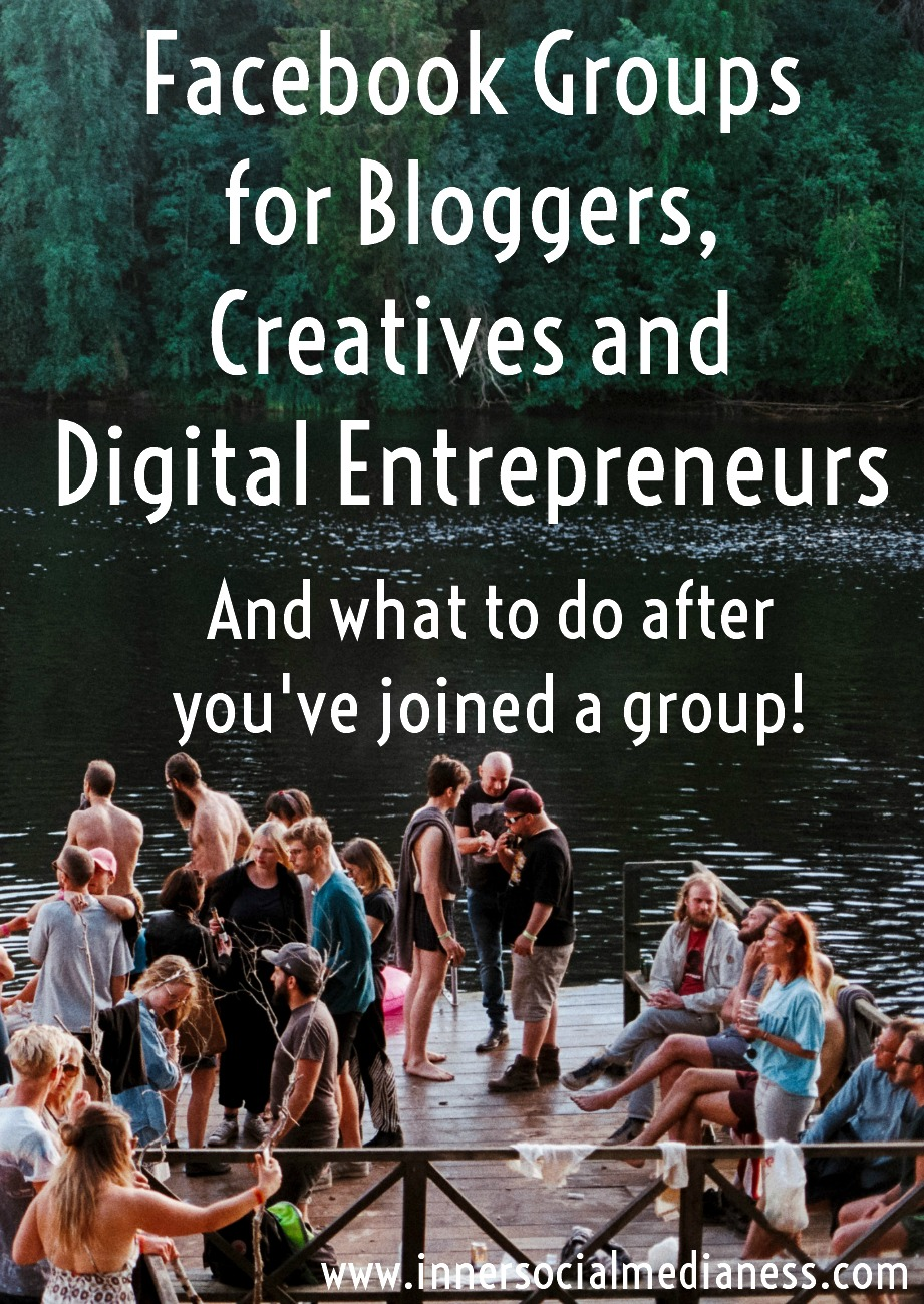 Facebook Groups for Bloggers, Creatives and Digital Entrepreneurs - and what to do AFTER you join! Interested in connecting and networking in Facebook groups? Take a look at these Facebook Groups to help you grow your business, connect you to new customers and encourage you to reach your goals.