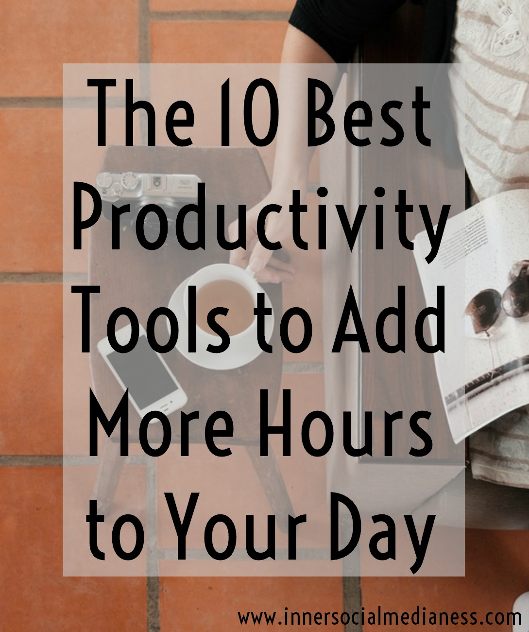 The 10 Best Productivity Tools to Add More Hours to Your Day - One of the best things I've learned to grow my business is to figure out how to get more done in less time. It's more than just scheduling things in your calendar. It's more about finding programs that you can use both on your computer and your mobile devices.