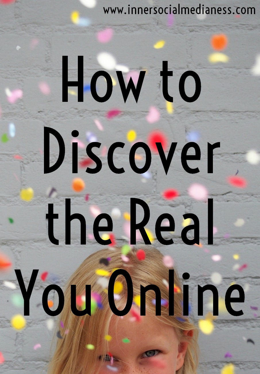 How To Discover the Real You Online - I know that's a tough one for small business owners to wrap their heads around how to be true to themselves when they're trying to find their way in social media. So how does this work? How do you learn how to be what Dr Suess would call, the real Youer than You?