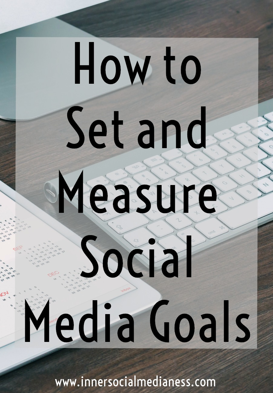 How to Set and Measure Social Media Goals - To help you track what happened with your social media plans, take a look at this FREE Social Media Check-in Worksheet to give you an overview of what's working with your social strategy and what needs to be tweaked to reach your goals.