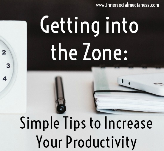 Simple Tips to Increase Your Productivity