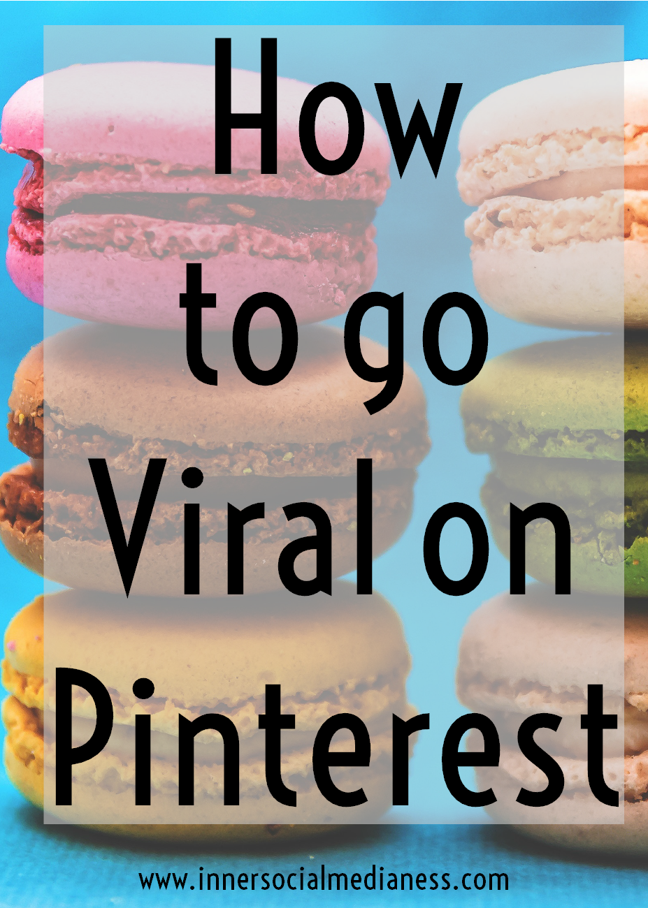 How to Go Viral on Pinterest - How did I get a Pinterest pin to go viral while most people are experiencing huge drops in followers and their site traffic going up and down like a roller coaster?