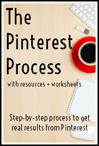 Pinterest Process ebook