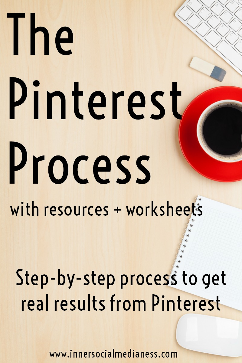 Struggling to understand how to use Pinterest for your business? Click through to get a step-by-step process to the answer to your questions about how to make Pinterest work. The Pinterest Process Workbook will give you simple easy to follow action steps to give you clarity with your Pinterest strategy. You'll also get a tracking guide that you can customize to monitor your Pinterest marketing plans so you can see where to pin AND printable tracking worksheets to use every month to track your progress.