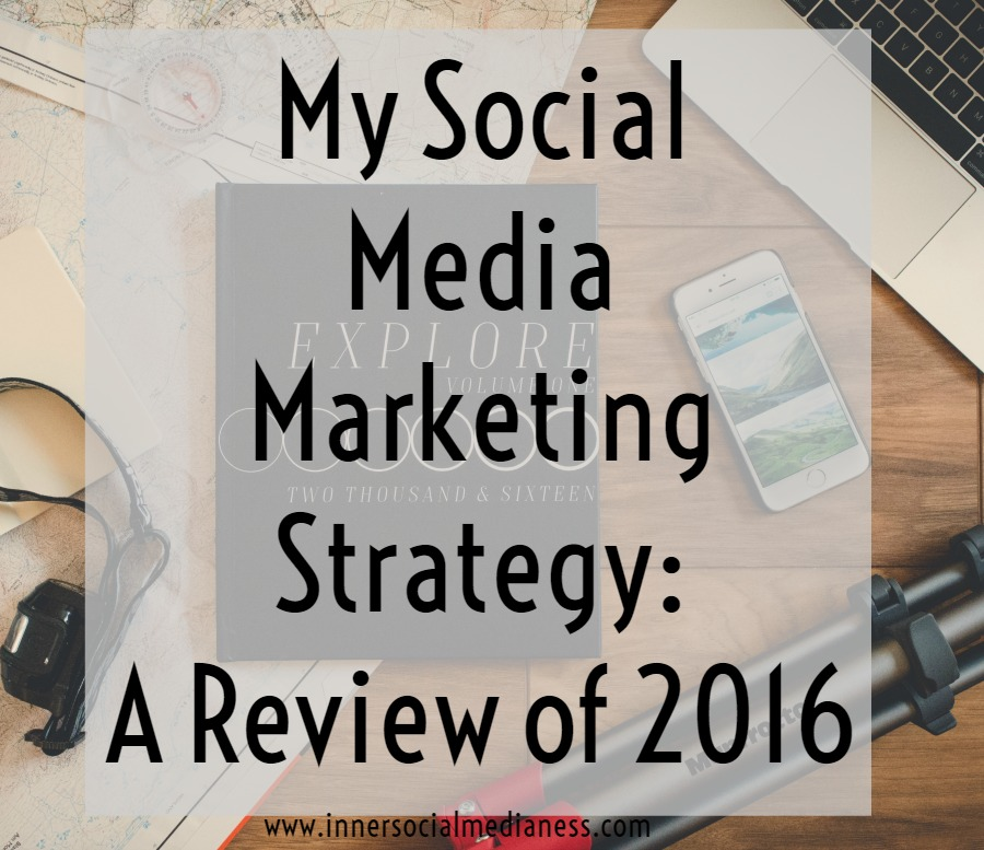 As you get ready to start the new year with a fresh outlook for 2017, I want you to think about how you're using social media to grow your business. Are you like me with triumphs on some sites and struggles on others? This is my social media story. This is my truth.