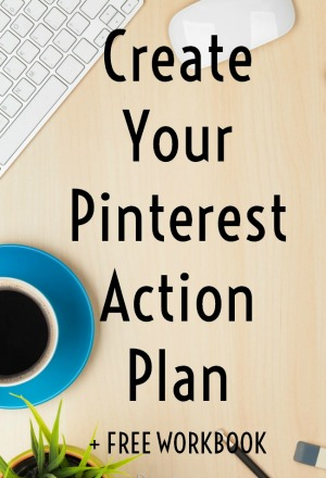 Pinterest action plan