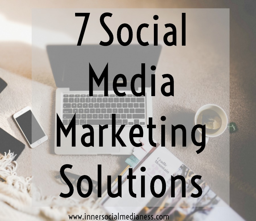 7 Social Media Marketing Tips for Small Businesses - how do you take those things you learned at a webinar, a local workshop or something you read in a blog post and fit them into your crazy busy day? Grab your FREE 20-page glimpse of the Social Media Productivity Planner and learn how to get more done with your social media marketing.