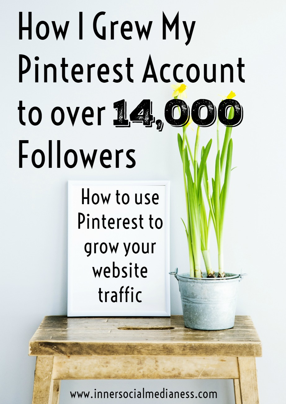 The ultimate guide for Pinterest tips! How to get followers on Pinterest AND drive traffic back to your website. This FREE Pinterest strategy guide is for bloggers and business owners, whether you're a beginning or you've been pinning for years. If you want to learn how to how to use Pinterest to grow your traffic, grab your copy of 'How I Grew My Pinterest Account to Over 14,000 Followers'.   #pinterest #pinterestmarketing