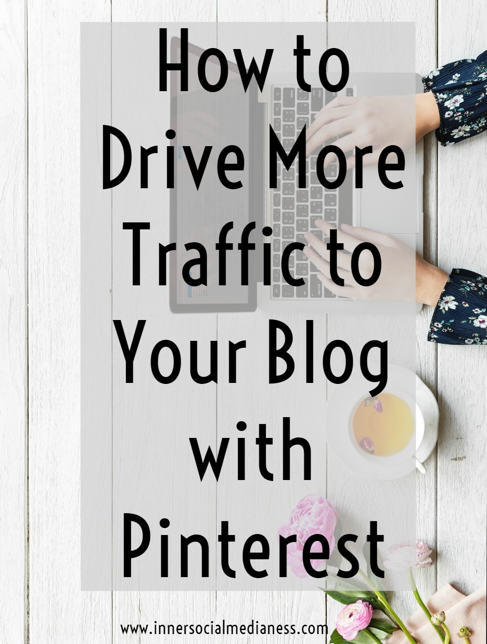 How to Drive More Traffic to Your Blog with Pinterest - What's the ONE thing you can do to increase your site traffic from Pinterest? And it's not just creating better images for your blog - you have to do more than that. Take a look at these easy steps to get more people to click on your pin to read your blog post. #pinterestmarketing #blog #drivetraffic