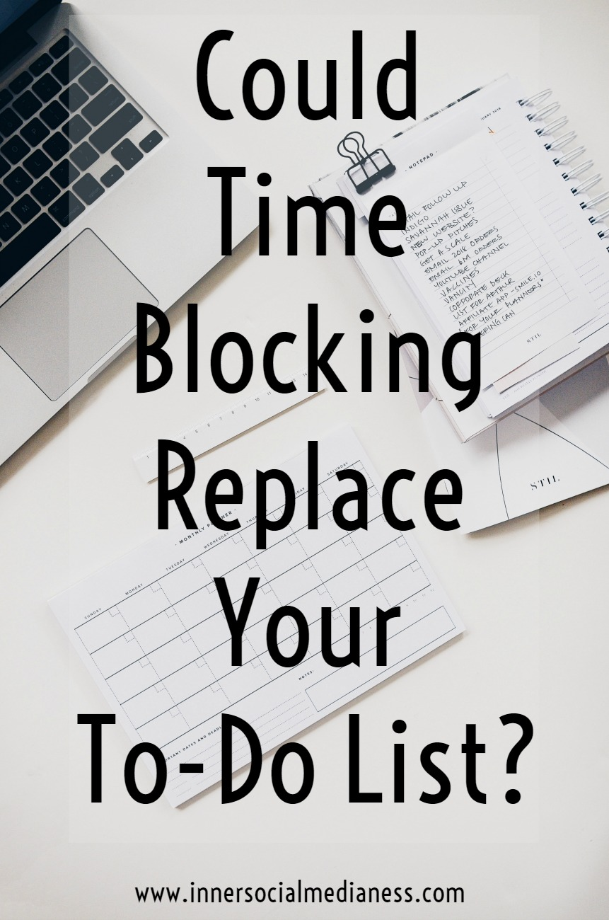 Could Time Blocking Replace Your To-Do List? To make a time block schedule work, it takes more than just a time blocking planner printable. Take a look at these scheduling ideas to make Time Blocking work when you have a busy schedule.