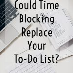 Could Time Blocking Replace Your To-Do List?