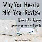 Why You Need a Mid-Year Review