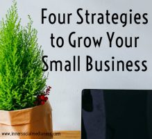 strategies to grow your small business